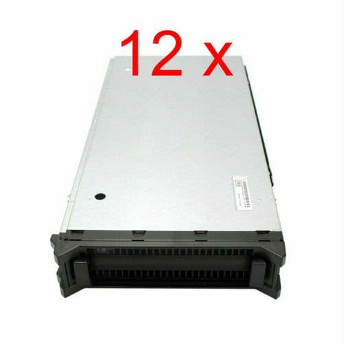 12 x New Dell XW300 Blank Filler For PowerEdge M1000e Server Blade Chassis